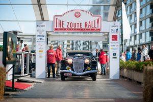 Zoute Oldtimer Grand Prix Knokke @ Knokke-Het Zoute   Knokke-Heist   Vlaanderen   Belgien