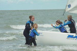 Zwinsport-4-Tageskurse für Jugendliche @ Cadzand-Bad De Zeemeeuw