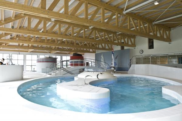 Sportoase Duinenwater Knokke-Heist - Wellenbad
