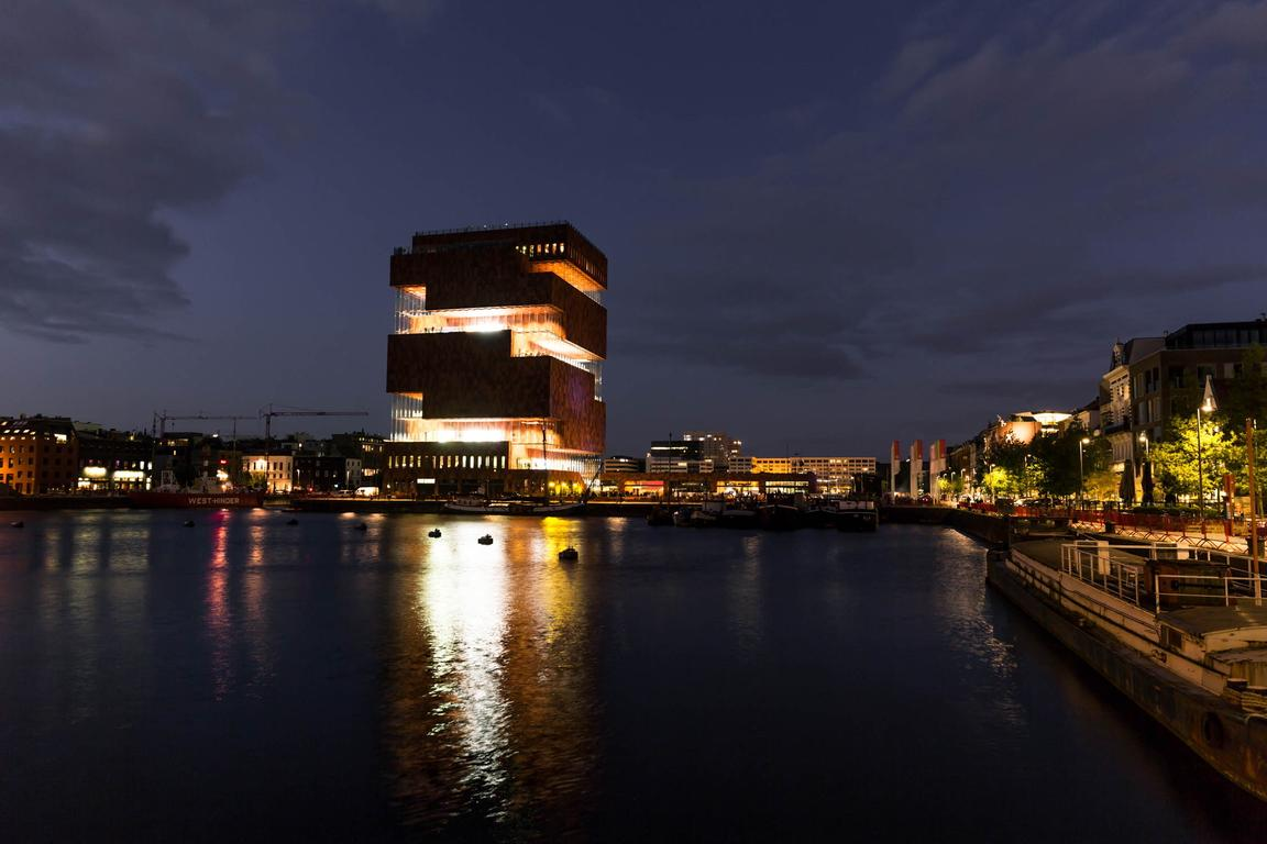 Mas museum aan de stroom breskens urlaub an hollands for Dujardin xavier