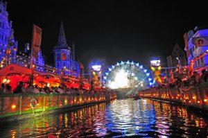 Genter Feesten @ Innenstadt Gent   Gent   Vlaanderen   Belgien