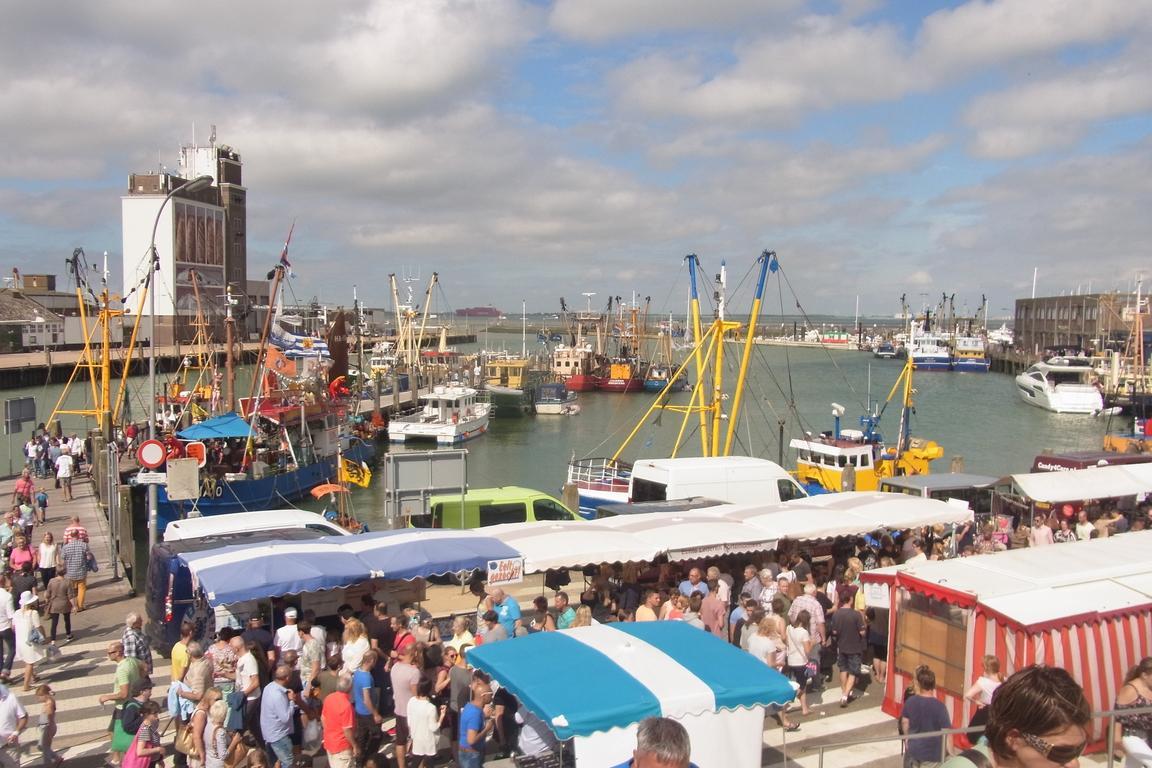 Fischereifest Breskens 2016