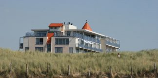 """Beach Hotel & Spa Noordzee"" in Cadzand-Bad"