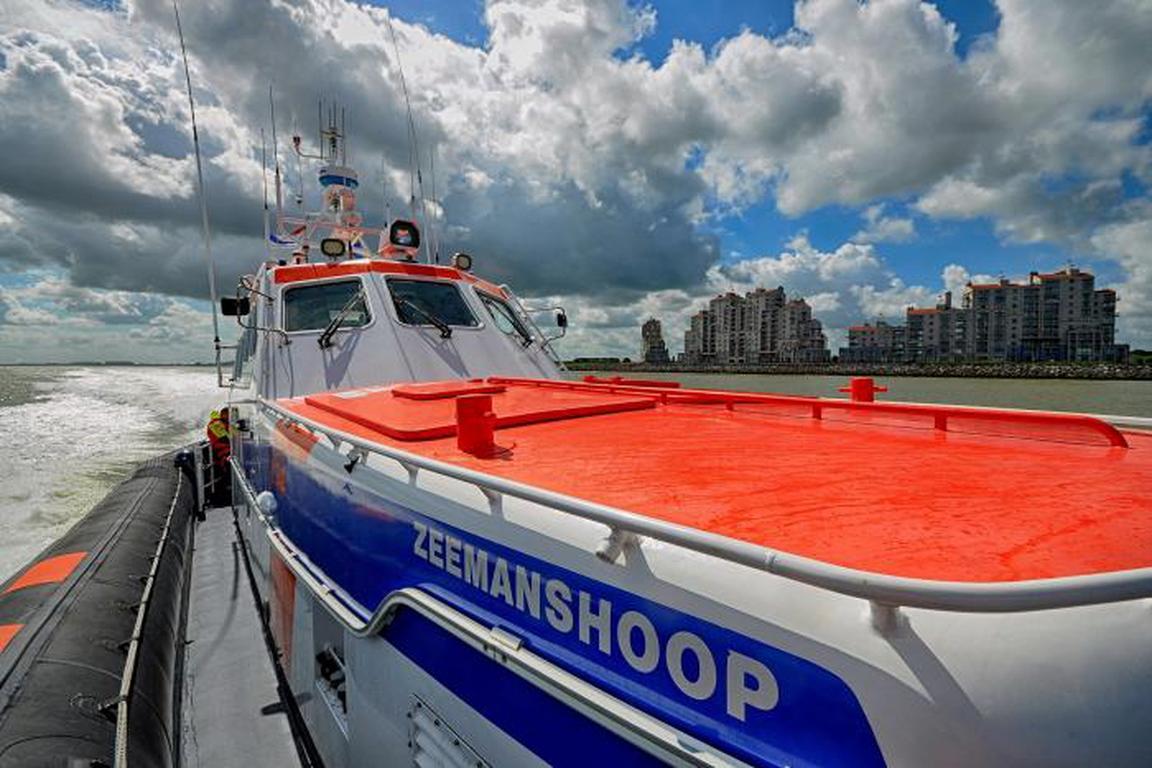 """KNRM-Rettungsboot """"Zeemanshoop"""" Breskens"""