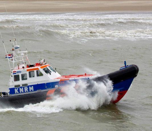 "Rettungsboot ""Zeemanshoop"" der KNRM-Station"