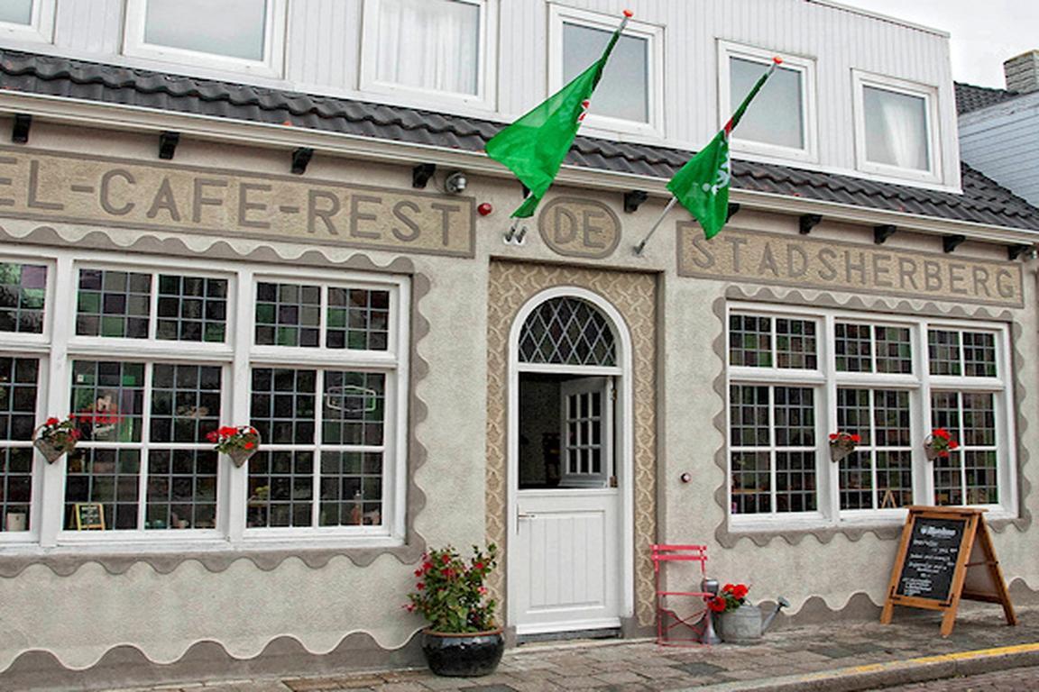 """Hotel """"De Stadsherberg´"""" in Nieuwvliet-Dorf"""