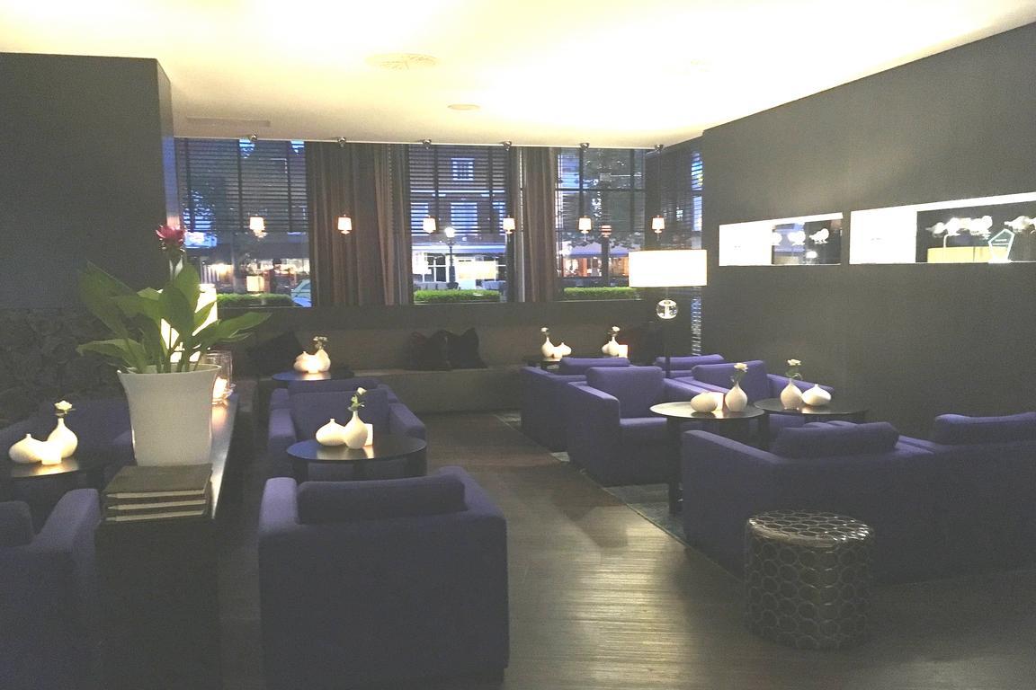 La Trinité-Loungebereich