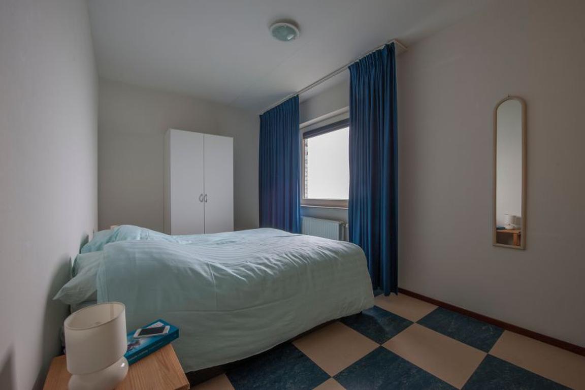 """Schlafzimmer der Ferienappartements """"Port Scaldis"""" in Breskens"""