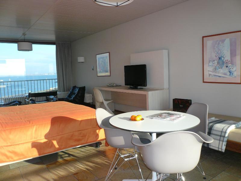 """Hotel """"de Milliano"""" Breskens: Junior-Suiten mit Kitchenette"""