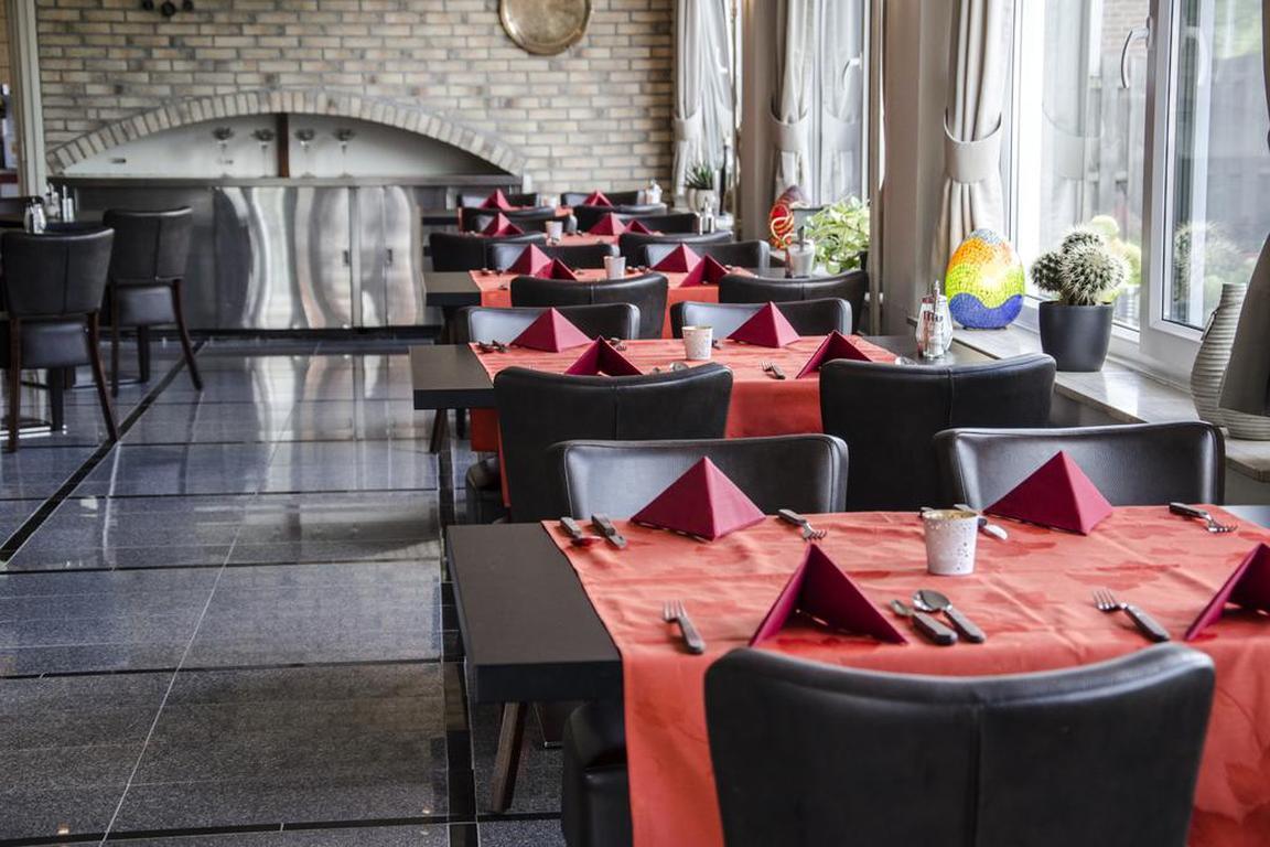 """Restaurant """"Grill-Steakhouse"""" im Hotel """"Scaldis"""" Breskens"""