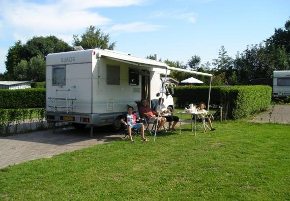 Camping International Nieuwvlietl