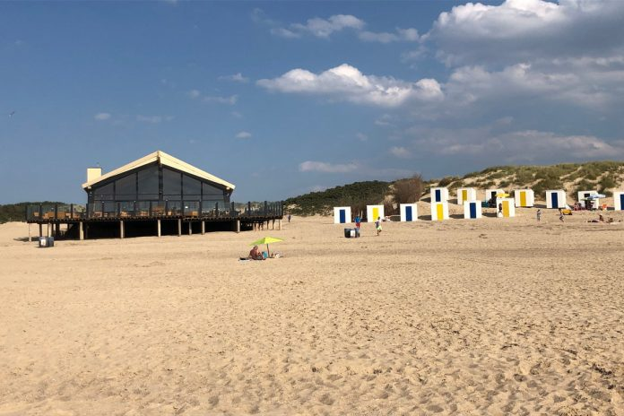 Cadzand-Bad - Strandpavillon