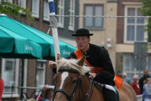 Turnier der Ringreiter IJzendijke @ Marktplatz IJzendijke   IJzendijke   Zeeland   Niederlande