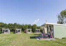 Kompaktes Feriendorf: Molecaten Park Hoogduin