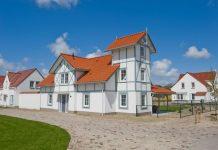 """Maximaler Platz für drei Familien: Villa Typ GB15 in der """"Noordzee Residence Cadzand-Bad"""""""
