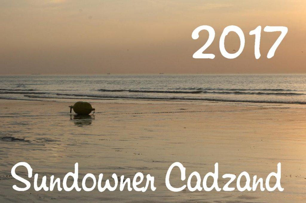 Sundwoner Cadzand: Foto-Kalender 2017