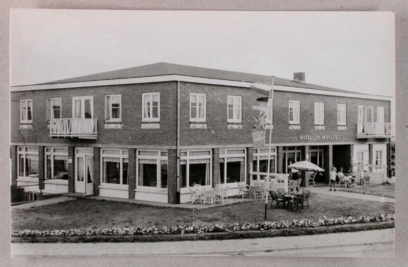 """Hotel """"de Schelde"""" Cadzand-Bad 1965"""