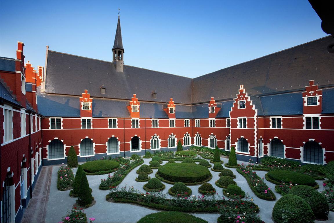 Bijlokekloster in Gent