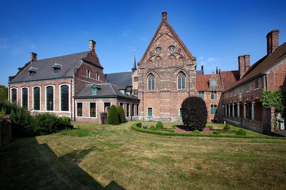Bijloke-Abtei Gent