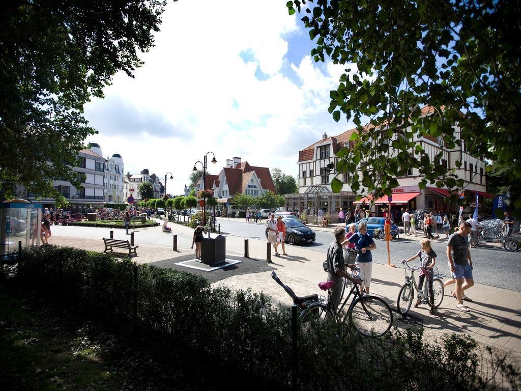 Jugenfdstil in De Haan-Wenduine