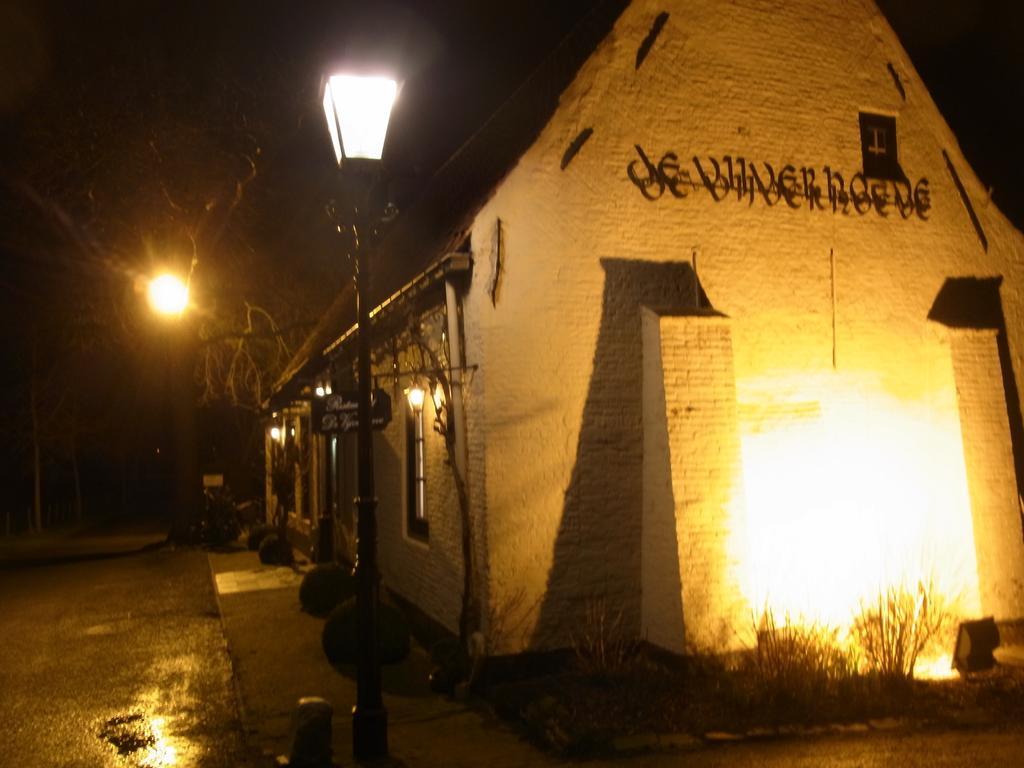 """Romantisches Restaurant """"De Vijverhoeve"""""""
