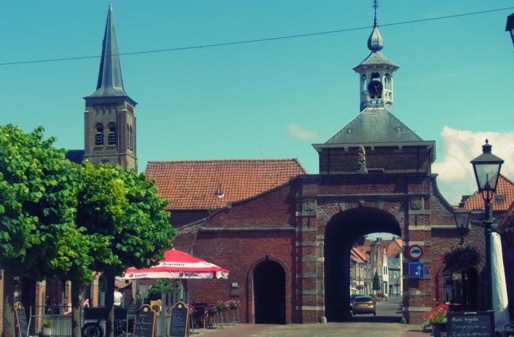 Stadtor in Aardenburg