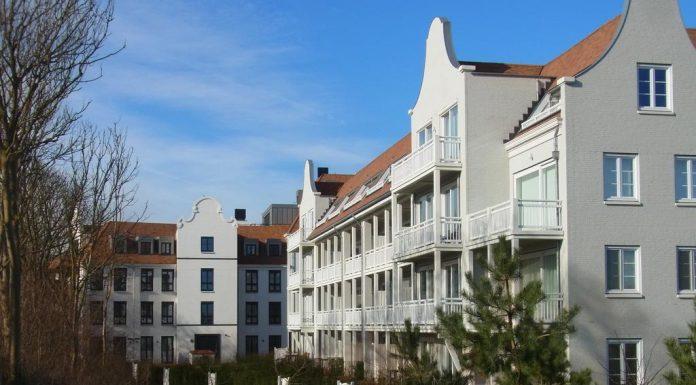 Luxuriöser Ferienwohnungskomplex Duinhof Cadzand-Bad