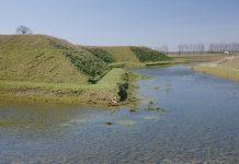 Olieschans bei Aardenburg