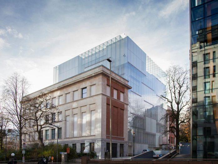 Europas Museum der Geschichte in Brüssel