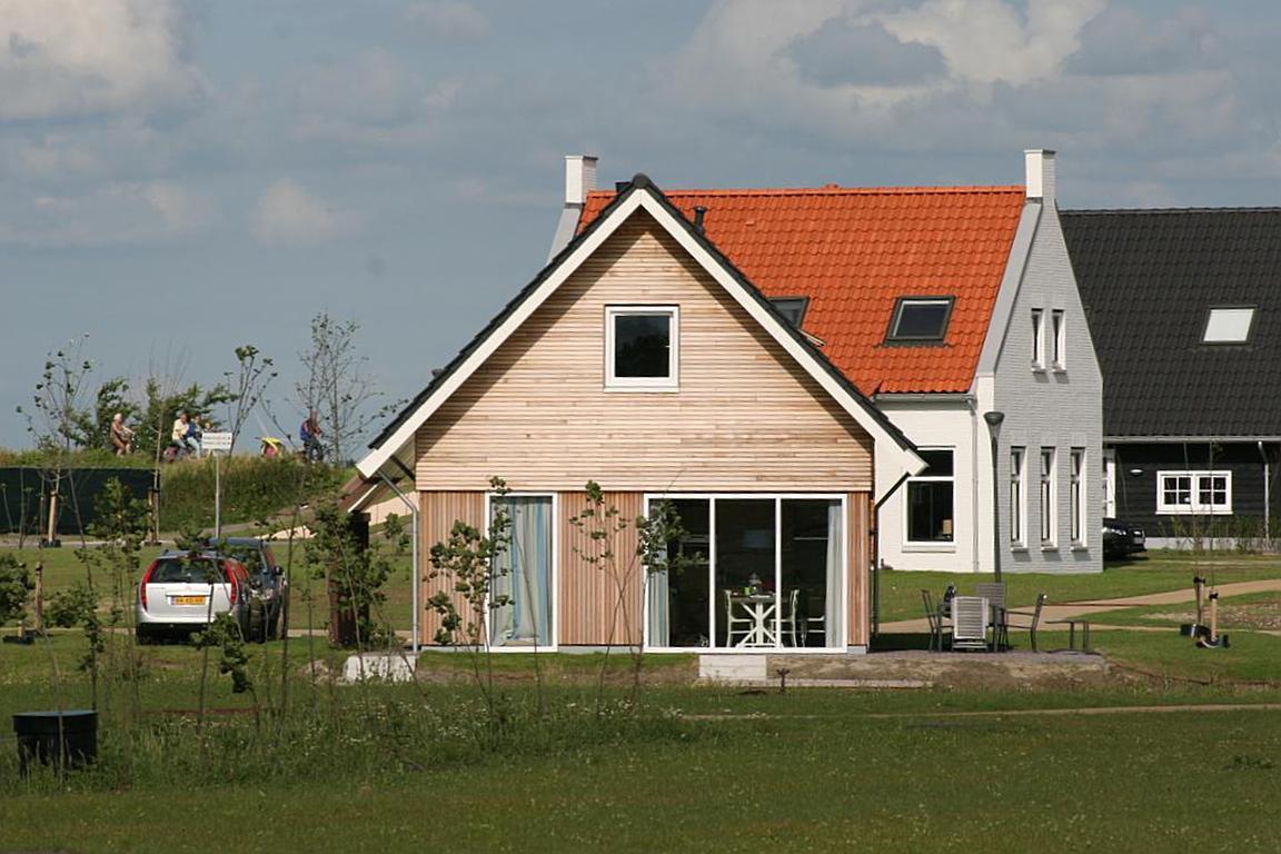 Hinterm Deich in Nieuwvliet-Bad urlauben: Strand Resort