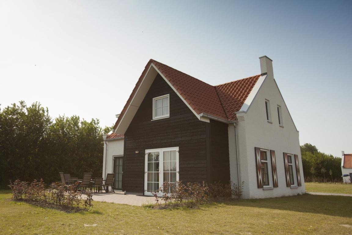 8 Personen-Haus Landal Strand Resort Nieuwvliet-Bad