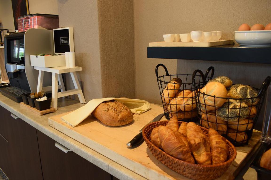 Frühstück Hotel Rooms Breskens