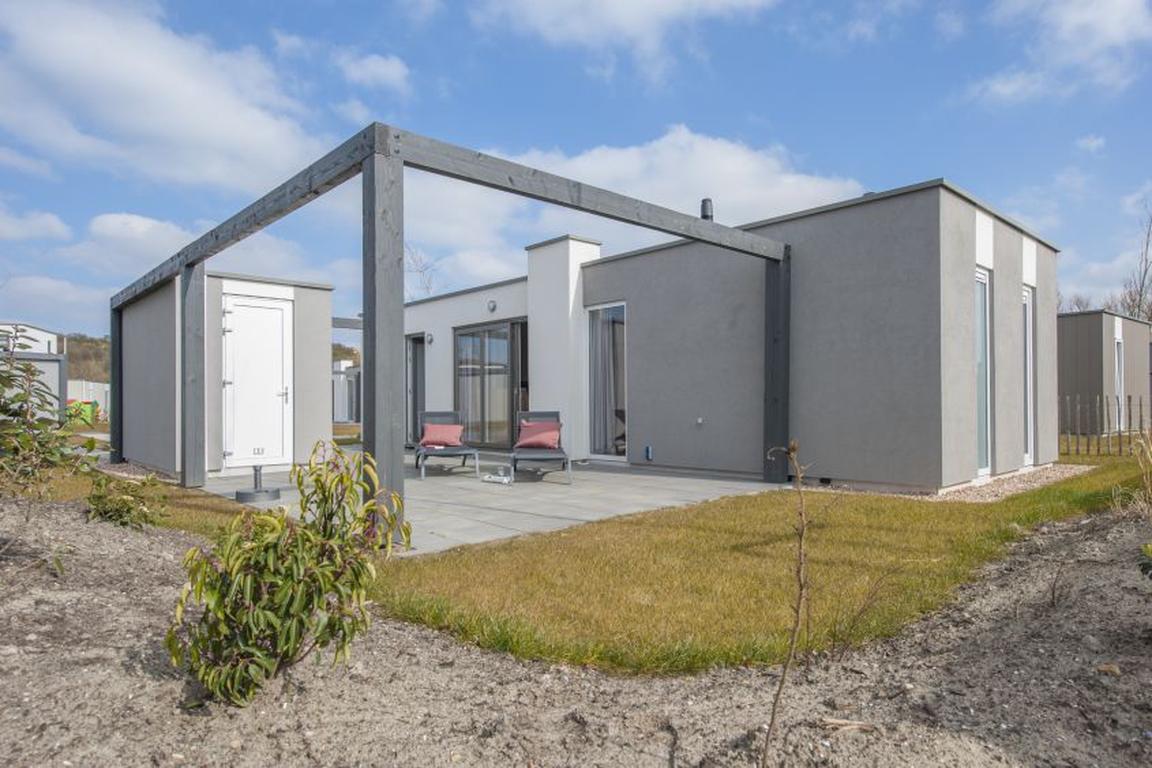 "Ferienpark ""Zeebad"" Lodges Typ Comfort 4A"