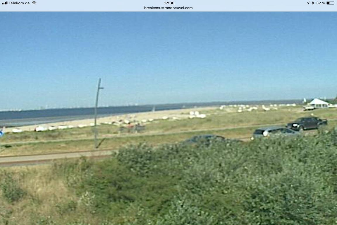 "Webcam Breskens ""Strandhuys88"""