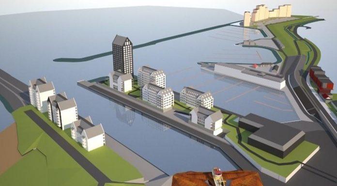Breskens - Modernisierung des Hafengeländes