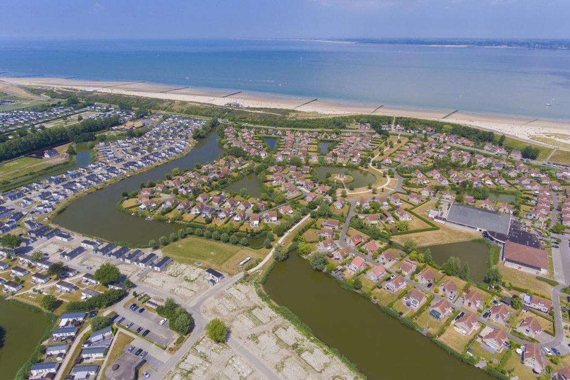 Breskens - Ferienpark Zeebad